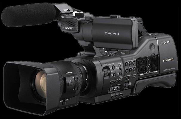 Sony HD camera.